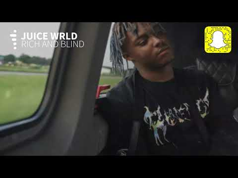 Juice WRLD - Rich And Blind (Clean)