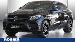Mercedes-Benz GLE Coupé Vorstellung / Junge Sterne  ROSIER
