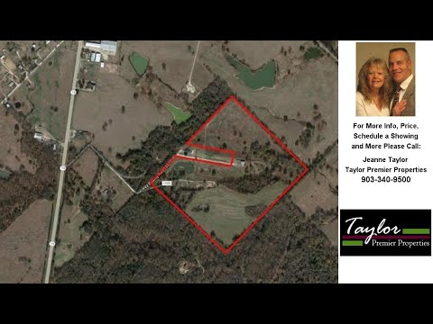 0 VZ County Rd 1105, Canton, TX Presented by Jeanne Taylor.