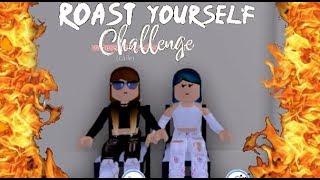 ROAST YOURSELF CHALLENGE · Calle y Poché (ROBLOX)