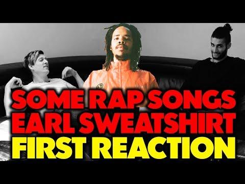 EARL SWEATSHIRT - SOME RAP SONGS REACTION/REVIEW (Jungle Beats) Mp3