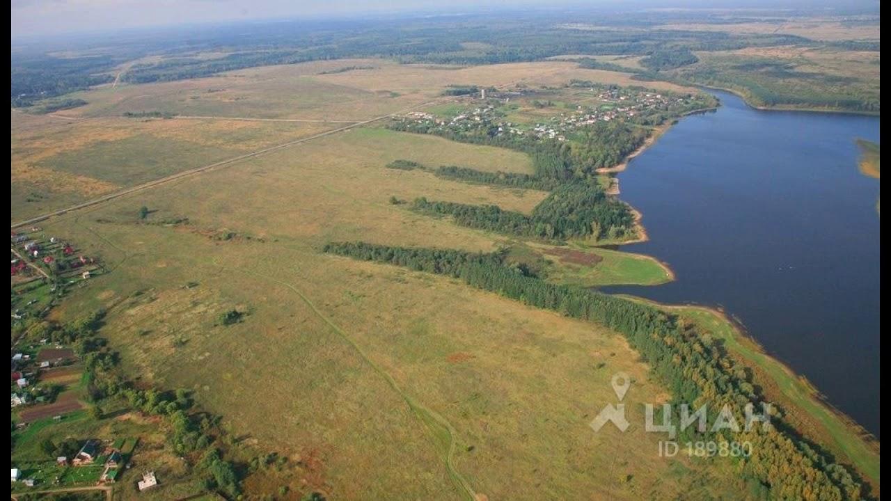 Продается земельный участок Новорижское шоссе. - YouTube