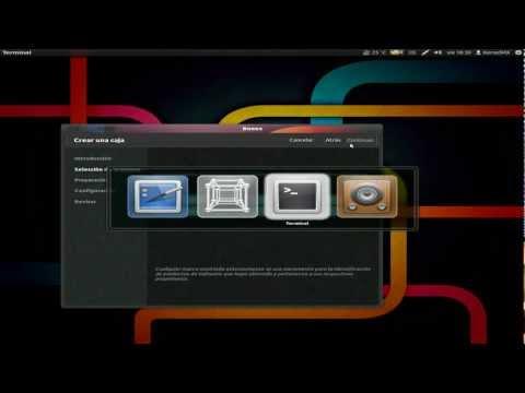 "GNOME Boxes In Ubuntu 12.10 ""Quantal Quetzal"""
