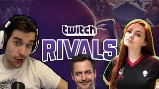 Gripex - PRACTICING FOR TWITCH RIVALS! FT. WICKD, PROXYFOX, LANCEMENOT AND RELINQUISHED