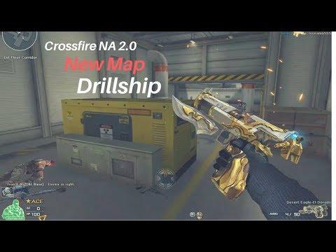 Crossfire NA/UK 2.0 -- Drillship Gameplay (NEW MAP)