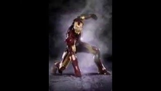 IRON-MAN THEME SONG BY BLACK SABBATH!