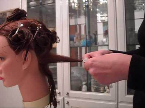Permanente capelli passaggi