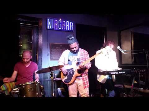 Kobi Arad Band - Niagara Sessions NYC