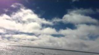 Ледяная антарктическая пустыня