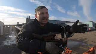 Заключение мастера и результат после ремонта авгогидроподъемника ПСС-131.17Э. Ремонт АГП в Москве.