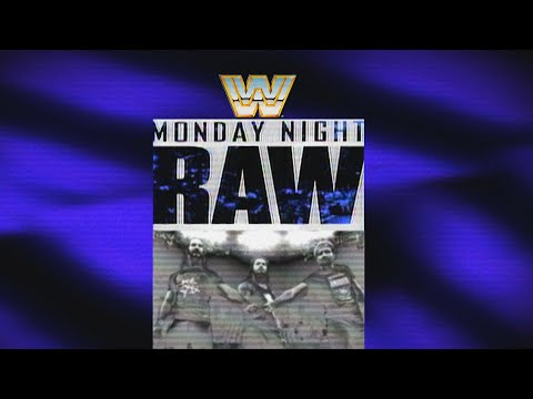 Raw's first intro with today's Superstars: Raw 25 Mashup