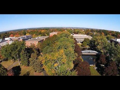 Merrimack College Aerial Youtube