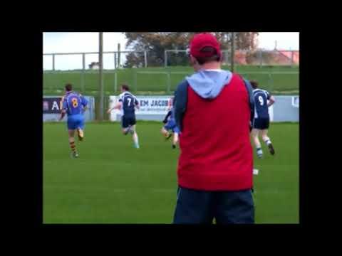 Junior Football Final 2012 Tallow v Kilmacthomas Part 1