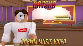 Havana || Roblox Music Video || SpoonyPlayz