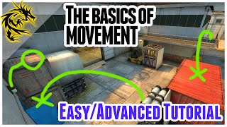 Climb ladders TWICE as FAST (post-patch!), Jump Better & JUKE Enemies with Physics in CS:GO!