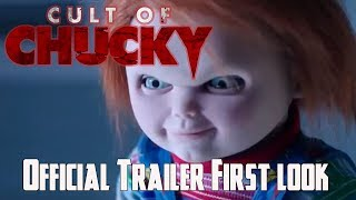 Cult of Chucky - Official Redband Trailer first look - The Blogger