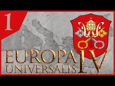 Europa Universalis IV, Common Sense: Papal Empire #1 - Rodrigo Borgia  