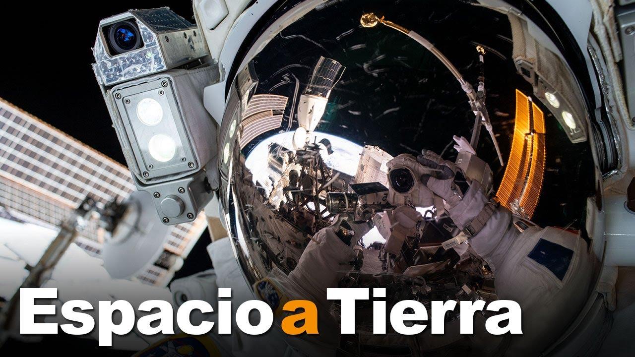 Espacio a Tierra: Construccion espacial: 17 de septiembre de 2021
