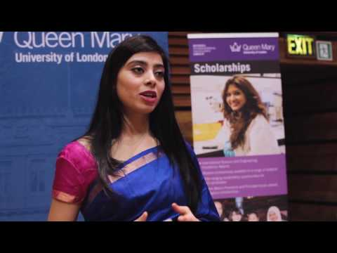 QMUL International Scholars