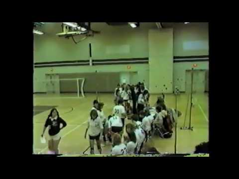 NCCS - Plattsburgh JV Volleyball  11-18-85