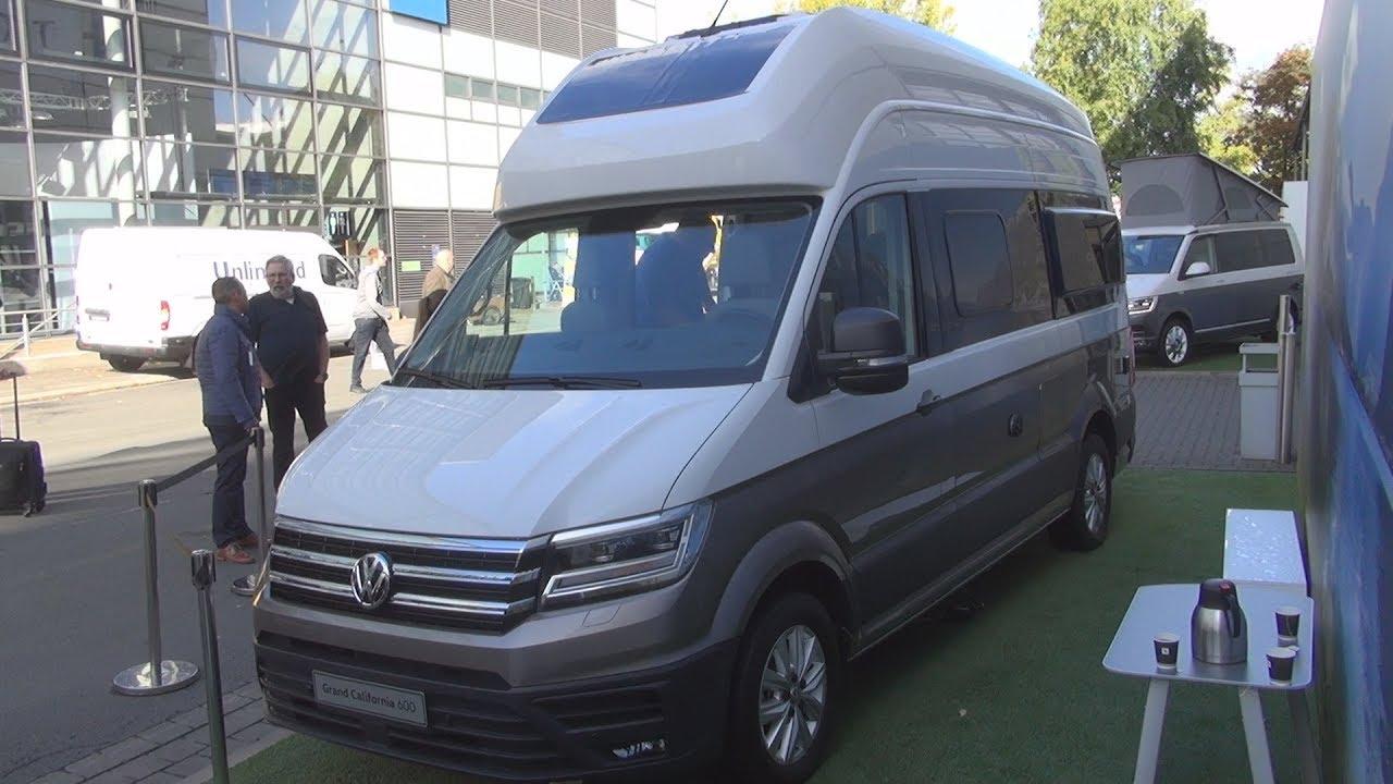 volkswagen crafter grand california 600 2 0 tdi 177 hp 6mt. Black Bedroom Furniture Sets. Home Design Ideas