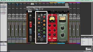 How to Mix EDM - EDM Mixing Tutorial Using Slate Digital VIRTUAL MIX RACK