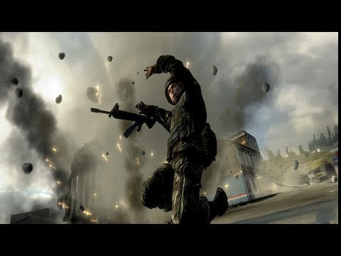 Napalm & Daisy Cutter Bombs - World in Conflict part 03