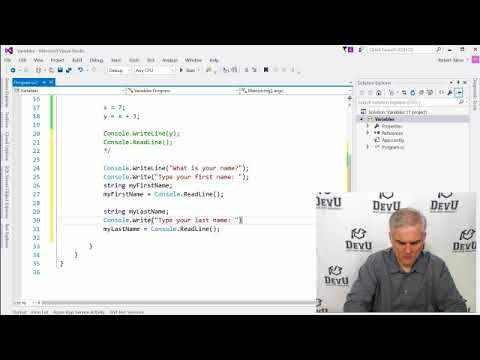 Understanding Data Types and Variables in C#