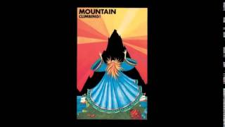 Mountain - Silver paper