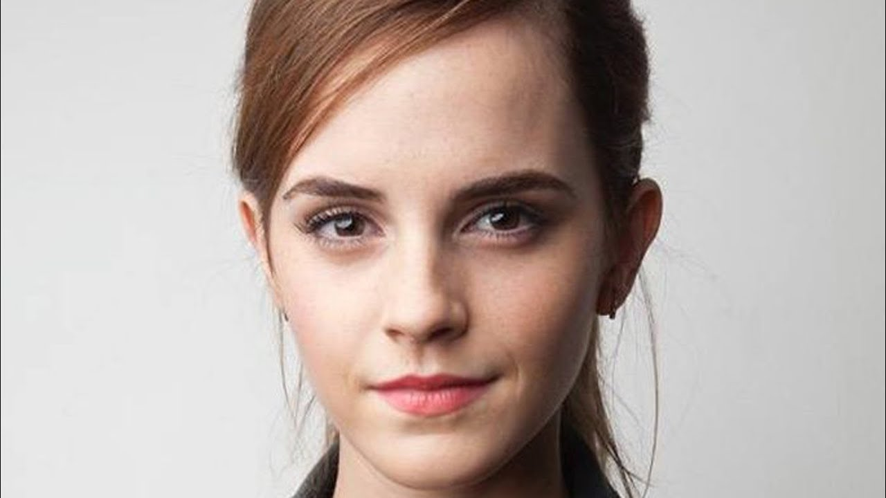 emma watson didn't always look like this - youtube