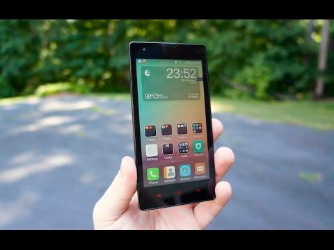 Xiaomi Redmi 1S Impressions