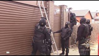 Спецназ задержал участников банды мошенников