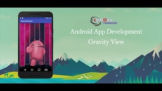 Android Studio Tutorial - Zooming ImageView