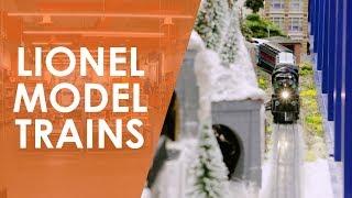 An American Toy Legacy: Lionel Model Trains | North Carolina Weekend | UNC-TV