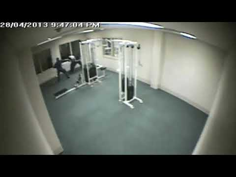 RAW VIDEO: Inmate
