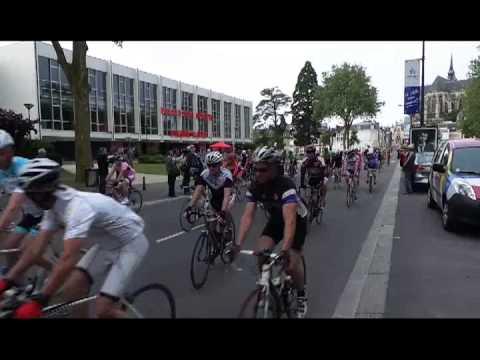 Fête du vélo 2013 au palais des sports.