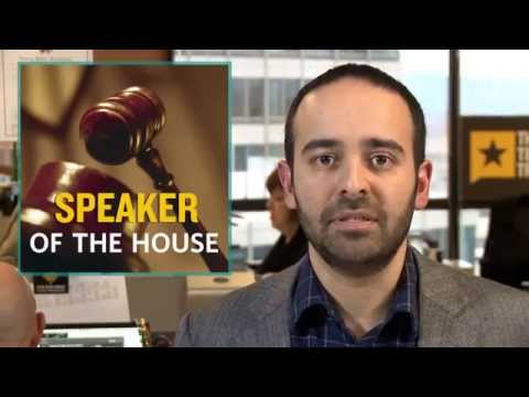 How the Session Works: The Speaker of The House