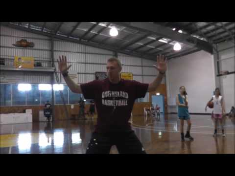Coach Clinic - Mick Downer and Scott Butler (Dec 2015)