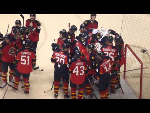 FLORIDA PANTHERS 2011-2012 SOUTHEAST DIVISION CHAMPIONS