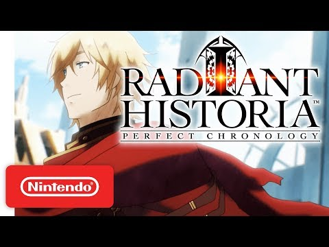 Radiant Historia: Perfect Chronology Launch Trailer - Nintendo 3DS