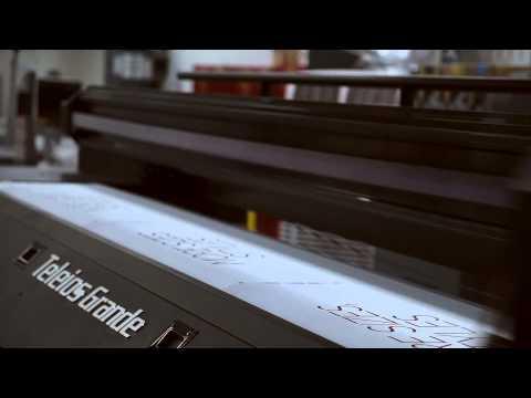 Going Beyond: Fabric Printing
