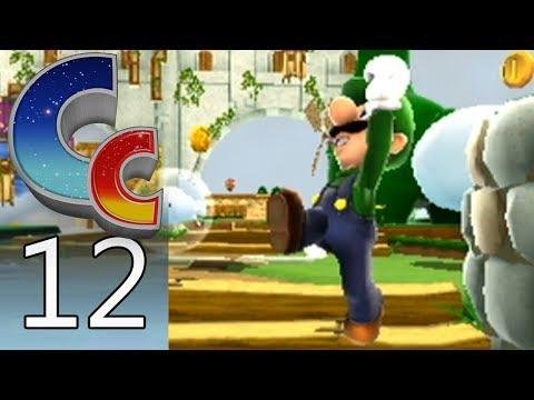 Super Mario Galaxy 2 – Episode 12: Courting Luigi