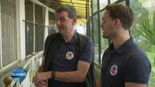 Die Bärenretter: Deutsche Tierschützer im Einsatz | Galileo | ProSieben