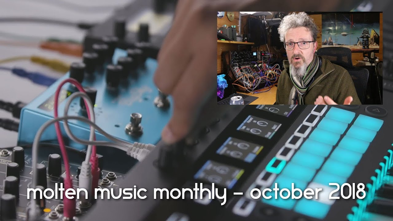 Molten Music Monthly October 2018 Youtube
