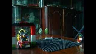 Fireman Action Lego 10661