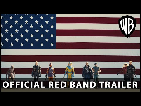 The Suicide Squad - Official Red Band Trailer - Warner Bros. UK & Ireland