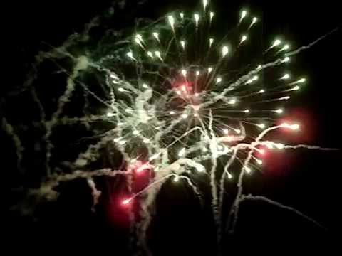 Fire Works Palm Cay, NP, Bahamas, New Years 2014 -2015