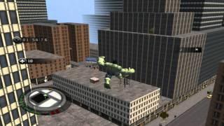 Прохождение Невероятного Халка/The Incredible Hulk - 3 серия