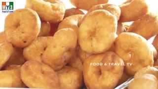 Medu Vada | Indian Donuts | Vada | Breakfast Recipe In Inida | 4k Video