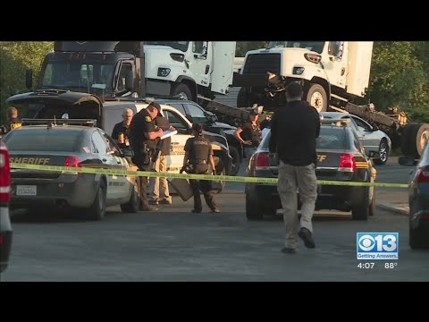 Suspect Shot By San Joaquin County Deputies At Stockton Hotel Dies